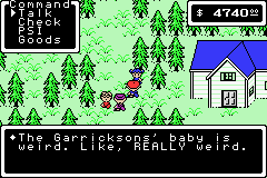 The MOTHER 1+2 Fan Translation